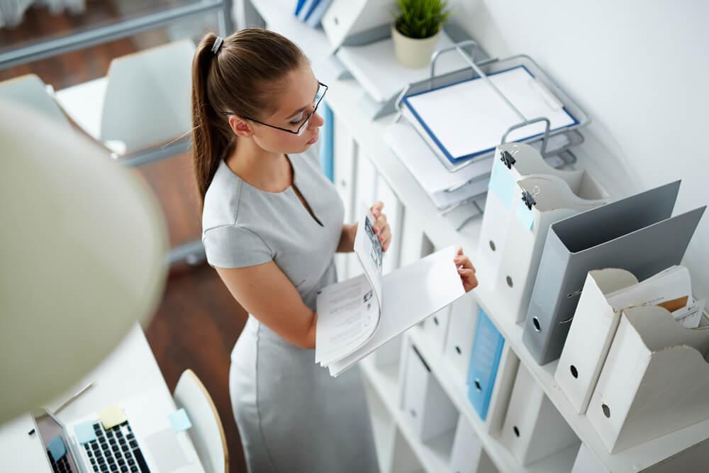 Veja o que fazer para ter um bom processo de arquivamento de documentos fiscais